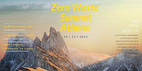 Zero Waste Summit Athens tickets