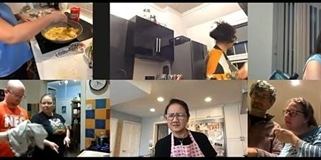 Zoom Cooking - Simple Malaysian Cuisine tickets