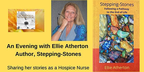 STEPPING STONES, with author Ellie Atherton tickets