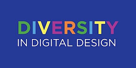 Diversity in Digital Design tickets