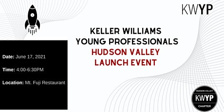 Keller Williams Young Professionals  Hudson Valley Launch Event! tickets