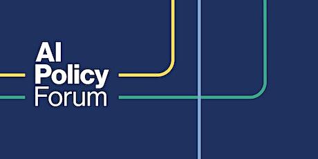 AI Policy Forum Symposium tickets