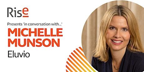 In Conversation with... Michelle Munson tickets