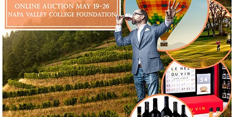 Napa Valley College Foundation Online Auction tickets