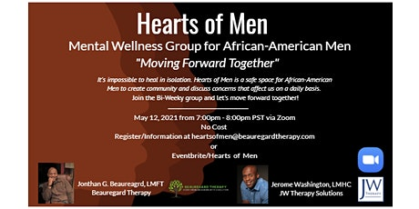 Hearts Of Men: Mental Wellness Group for African-American Men tickets