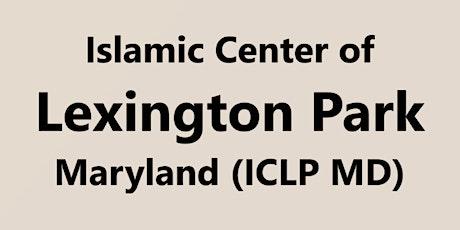 The ICLP Fundraiser Iftar tickets