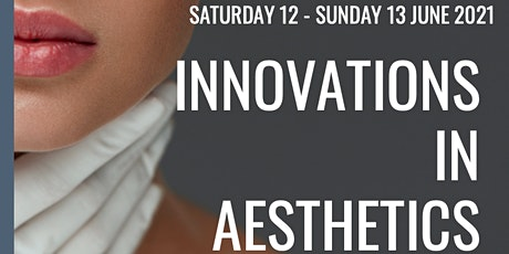 Innovations in Aesthetics tickets