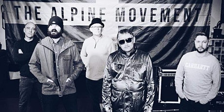 The Alpine Movement Album Launch Night @ The Underground, Bradford tickets
