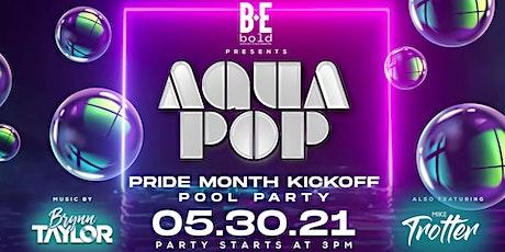 AquaPOP Pool Party | Sunday May 30th | District Atlanta tickets