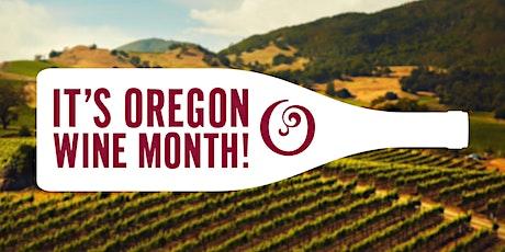 Oregon Wine Month Tasting - Pensacola tickets