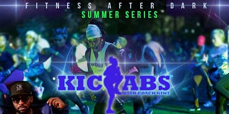FITNESS AFTER DARK KICKABS with Coach Kiwi - Beacon Park Detroit tickets