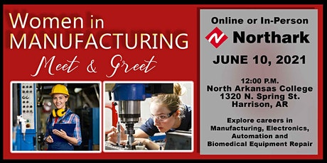 Northark Women in Manufacturing Meet & Greet tickets