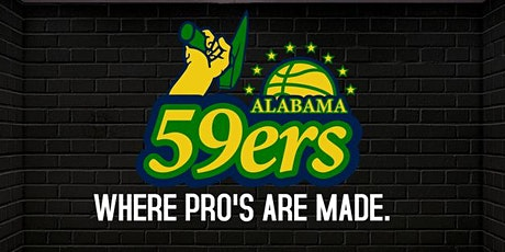 ALABAMA 59ERS BASKETBALL (PRO MEN'S TEAM) tickets