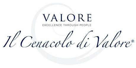 IV° international edition of Il Cenacolo di Valore on line tickets