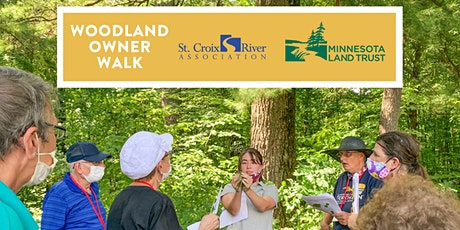 Woodland Owner Walk tickets