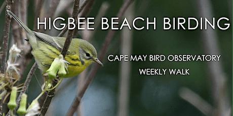 Higbee Beach Birding tickets