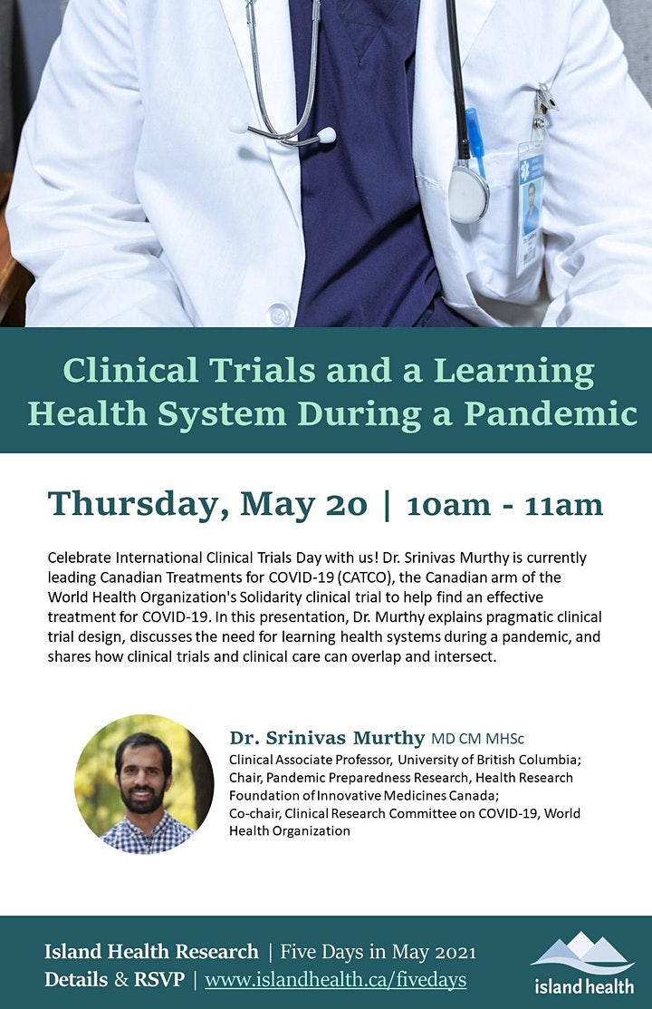 Clinical Trials and a Learning Health System During a Pandemic image