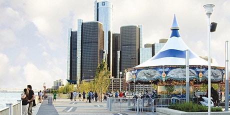 Detroit Riverfront: Past, Present & Future Socially Distant Walking Tour tickets