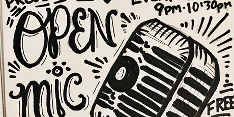 Coop Mic: Open Mic Night For All Types Of Comedy tickets