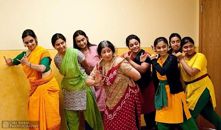 Indian Classical and Folk Dance Workshop-The Foundation of Bharata Natyam image