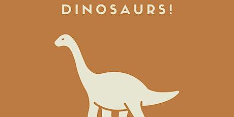 Summer Camp: Dinosaurs! tickets