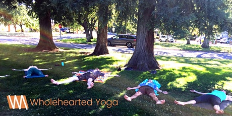 Yoga in the Park - Redwood City, CA tickets