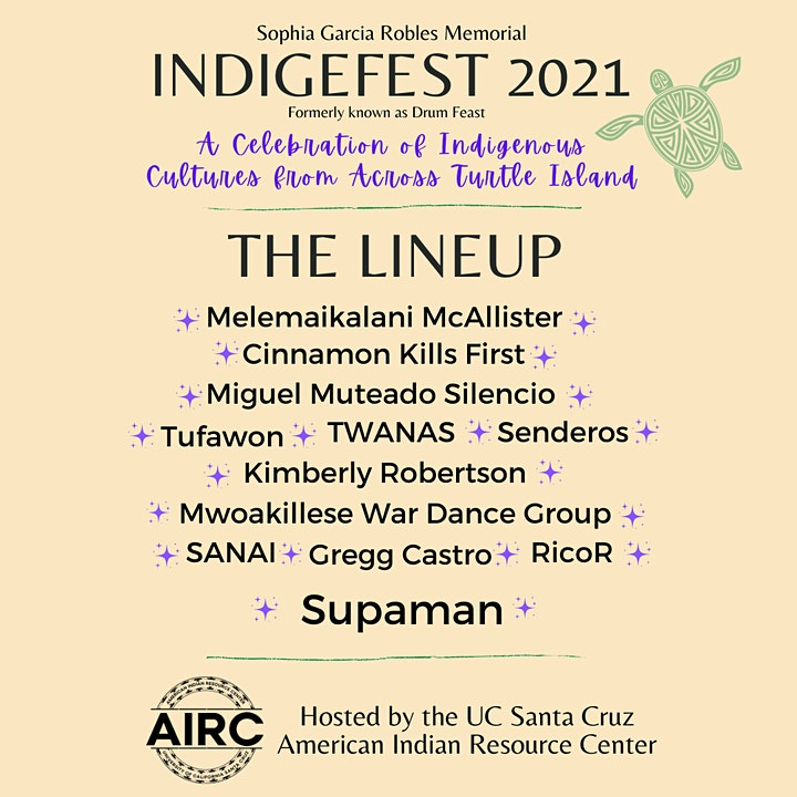 IndigeFest: A Celebration of Indigenous Cultures from Across Turtle Island image