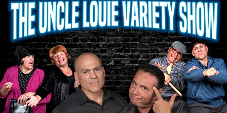 The Uncle Louie variety Show - Meriden, CT Dinner-Show Il Monticello tickets