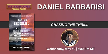 Live Stream with Daniel Barbarisi tickets
