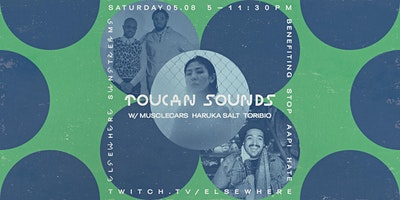 Elsewhere Sunstreams: toucan sounds w/ musclecars,