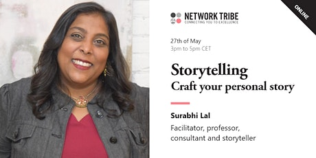 Storytelling: Craft Your Professional Story tickets