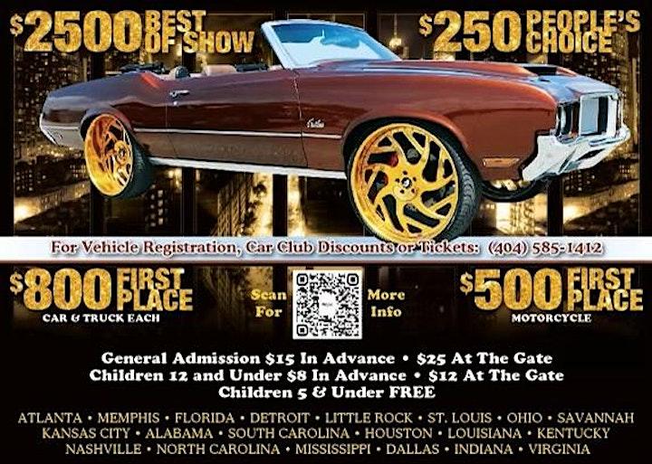 Atlanta's Mega Car Show image