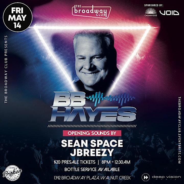 BB Hayes w/ Sean Space & JBreezy image