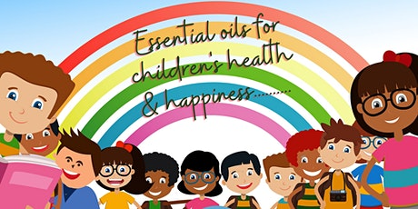 'Back to School' - Using Essential Oils with Children tickets