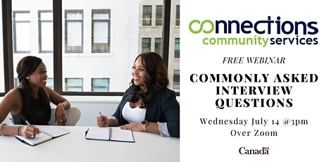 Commonly Asked Interview Questions Workshop tickets