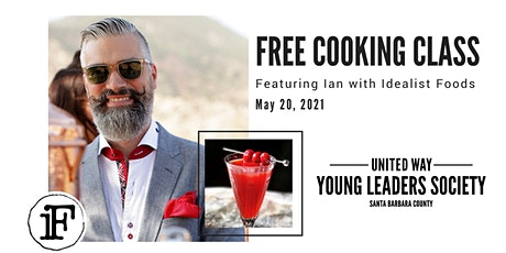 FREE Online Cooking Class with Ian from Idealist Foods tickets