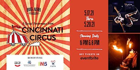 The Cincinnati Circus at Big Ash Brewing! tickets