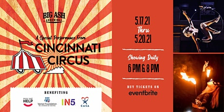 The Cincinnati Circus at Big Ash Brewing! tickets