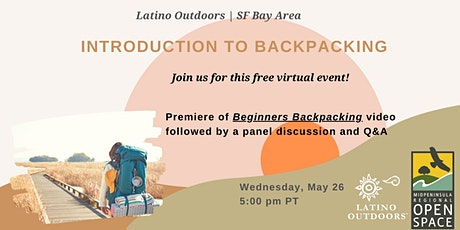 LO SF Bay Area | Introduction to Backpacking tickets