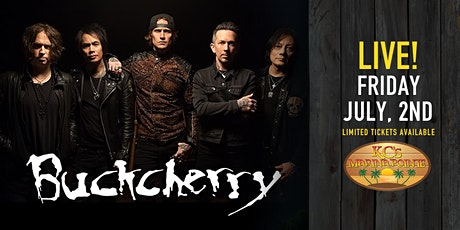 Buckcherry LIVE at Marina Pointe! tickets