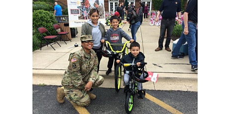 Bikes for Military Kids tickets