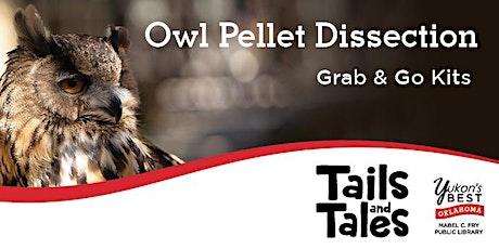 Owl Pellet Dissection w/ Grab & Go Activity Kit (Grades 1-5) tickets
