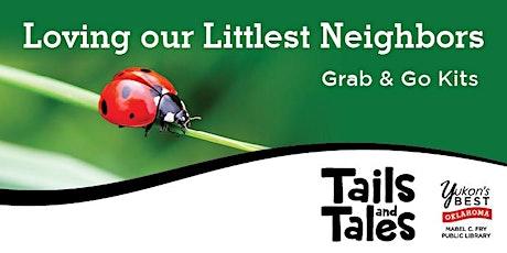 Loving our Littlest Neighbors w/ Grab & Go Kits (Grades 1-5) tickets