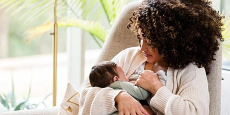 Postpartum Breastfeeding Online Support (Memorial Hospital West) FREE tickets