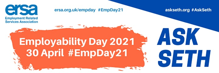 ERSA Employability Day 2021 with Routes to Work image