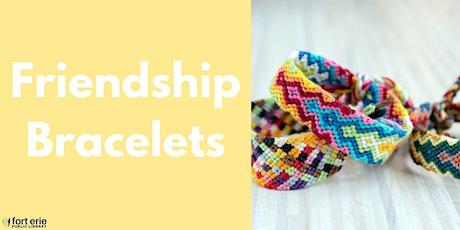 Tween/Teen Craft Kit - Friendship Bracelets tickets