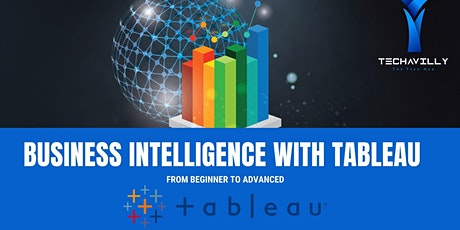 Business Intelligence with Tableau tickets