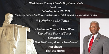 Washington County Lincoln Day Dinner Gala Fundraiser tickets