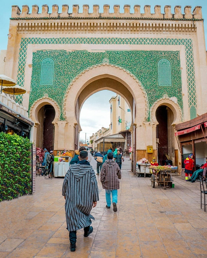 Virtual Live Tour of Fes Medina with Local Licensed Guide image