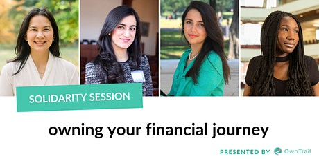 Solidarity session: Owning your financial journey tickets